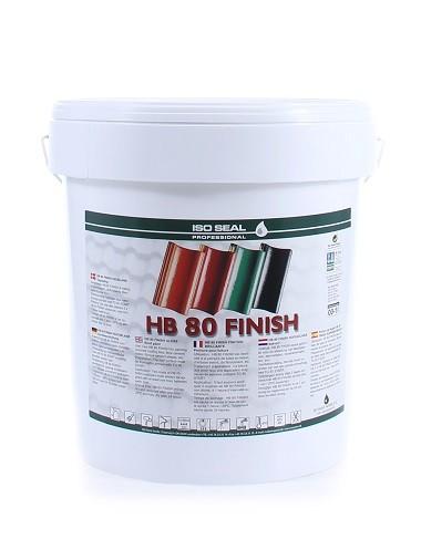 ISO HB 80 Finish - Hochglanzbeschichtung